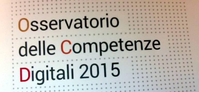Osservatorio Competenze Digitali: i risultati principali