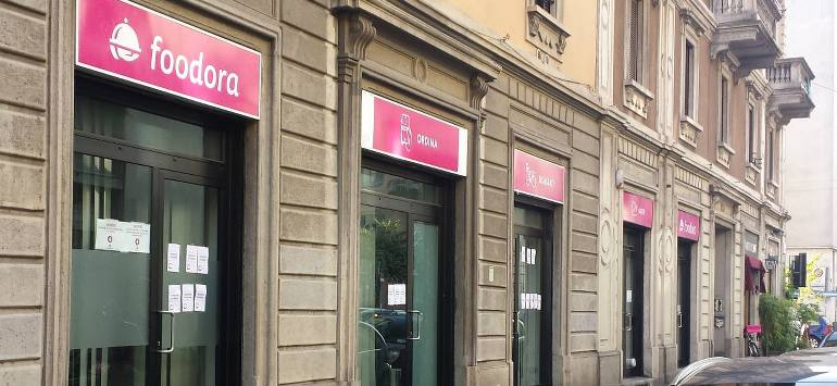 Foodora, a Milano c'è chi dice no alla gig economy